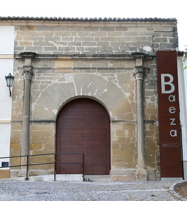Audioguide of Baeza - The First Foundation of the University