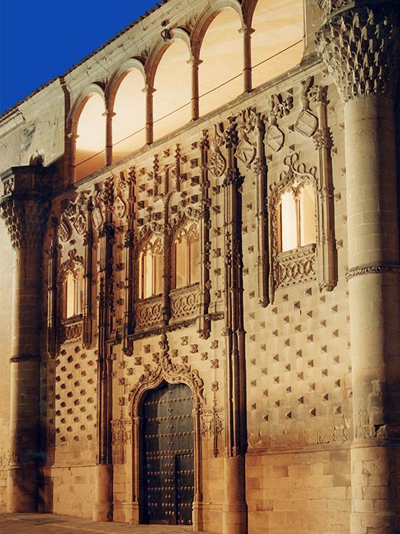Audioguide of Baeza - The Palace of Jabalquinto