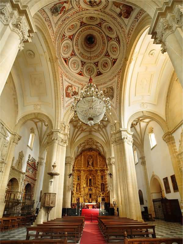 Audioguide of Baeza - The Cathedral