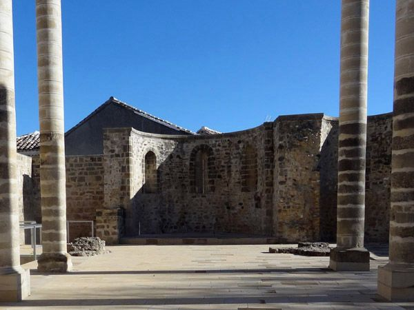 Audioguide of Baeza - The Ruins of the Baptism of Saint John