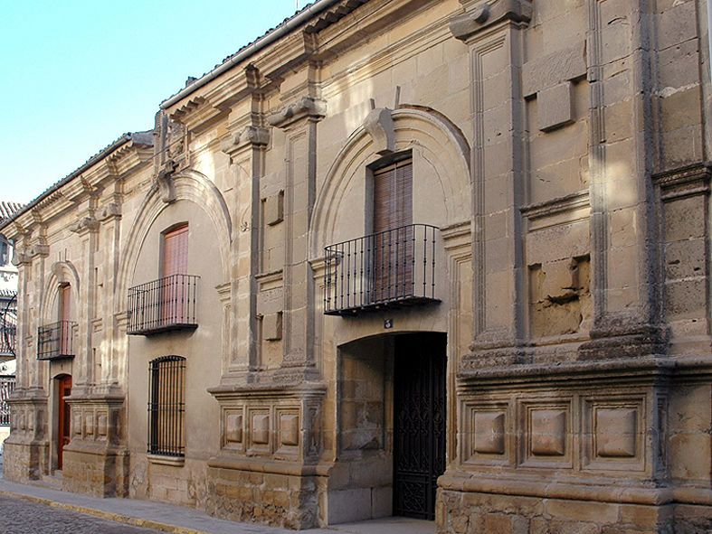 Audioguide of Baeza -The School of Santiago of the Society of Jesus