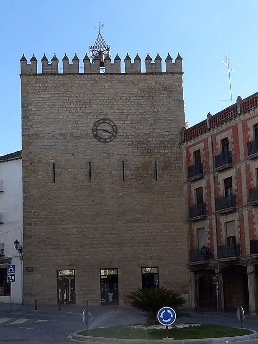 Audioguide of Baeza - The Tower of the Aliatares