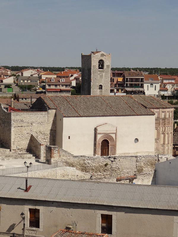Audio guide of Cuéllar - The Church of Saint Steven