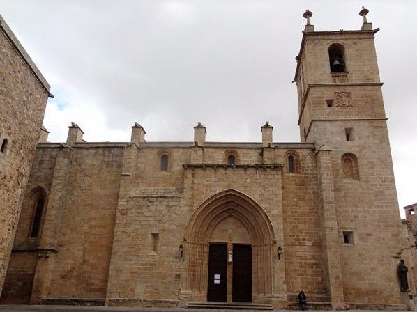 Audioguide of Cáceres