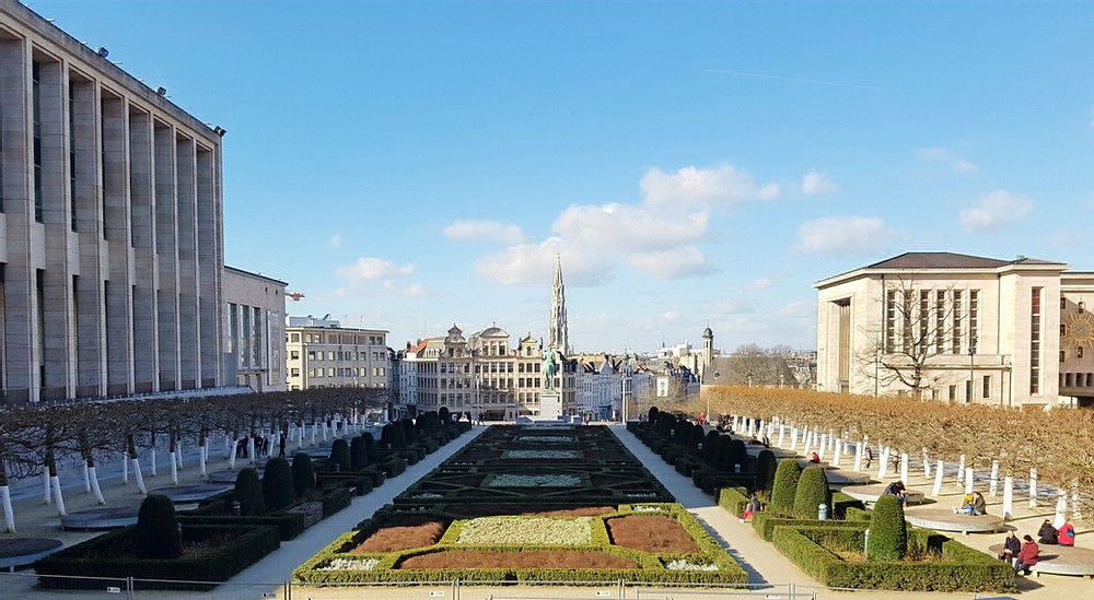 Audioguide of Brussels - Introduction (audioguides, audiotour)