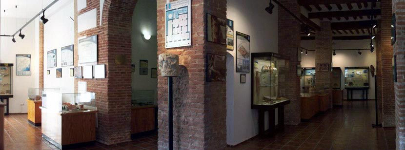 Audio guide of the Museum of Archaeology - Museum Room