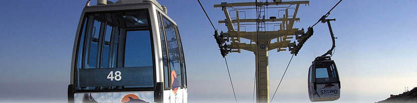 Audio guide of Benalmádena Cable Car