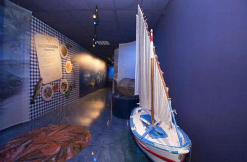 Audio guide of Learning Center of the Sea - Lateen Sailing