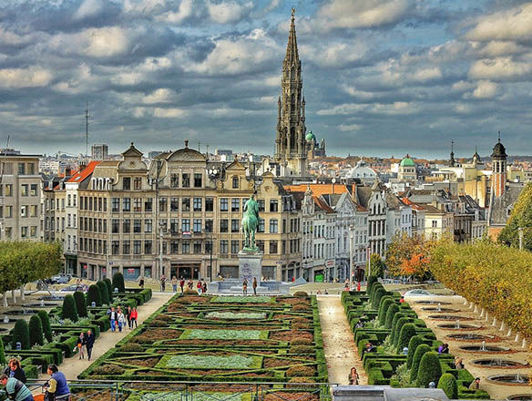 Audioguide of Brussels (audioguides, audiotour)