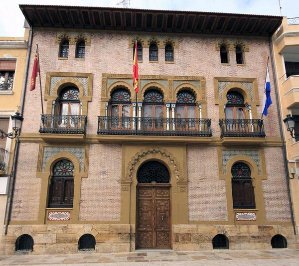 Audioguide of Aguilas - Town Hall