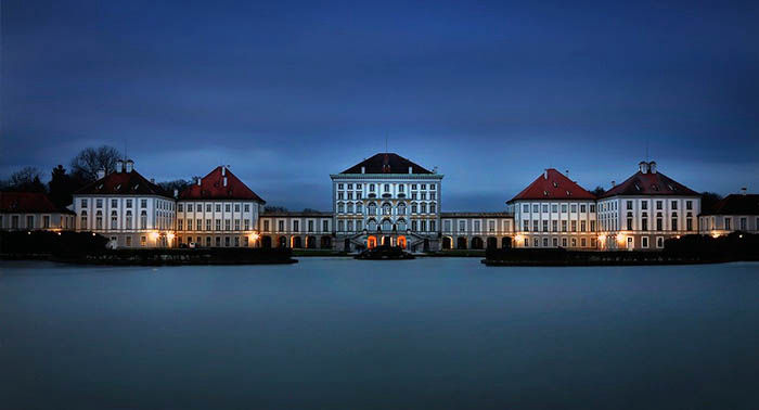 Audioguide of Munich - Nymphenburg Palace  (audioguides, audiotour)