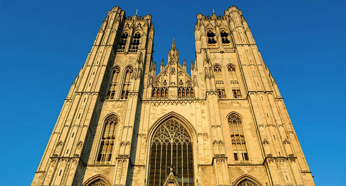 Audioguide of Brussels - Brussels Cathedral (audioguides, audiotour)