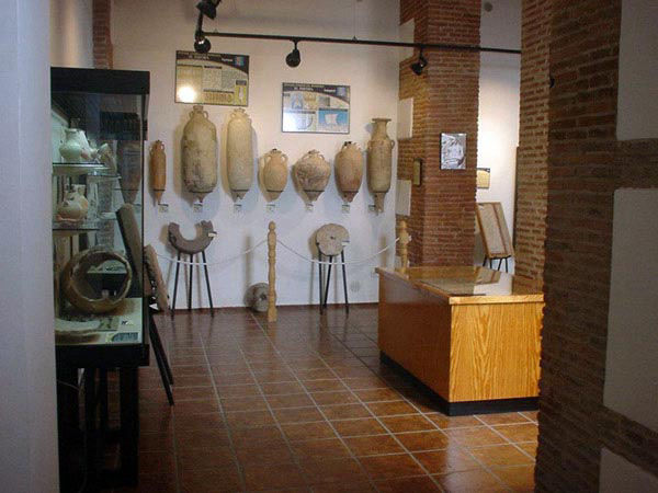 Audio guide of the Museum of Archaeology - Room