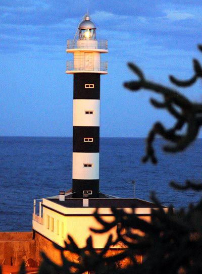 Audioguide of Aguilas - Lighthouse