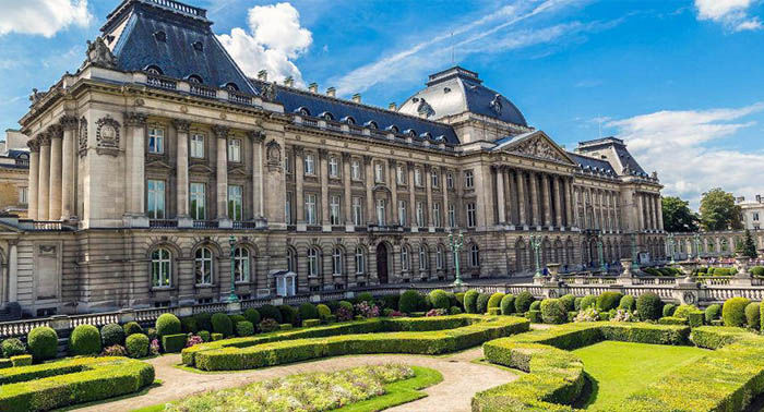 Audioguide of Brussels- Royal Park (audioguides, audiotour)