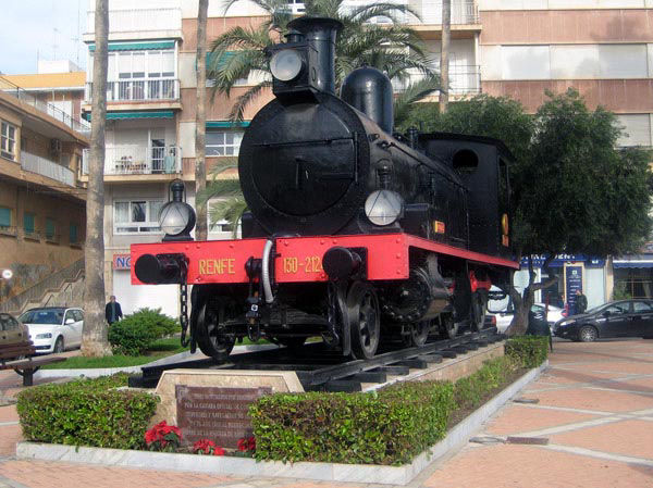 Audioguide of Aguilas - Monument to the Railway