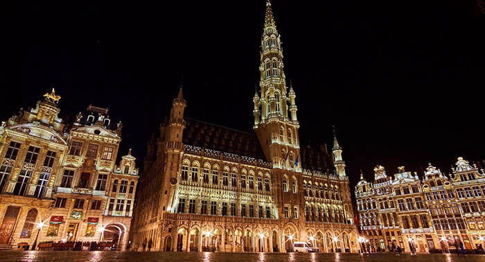 Audioguide of Brussels - Grand Place (audioguides, audiotour)
