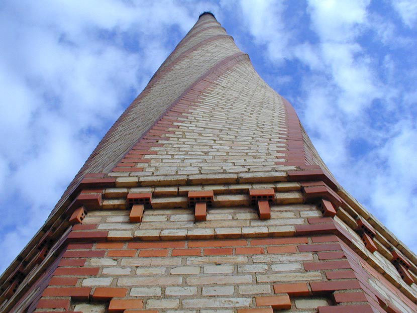 Visit of Tomelloso - Chimneys