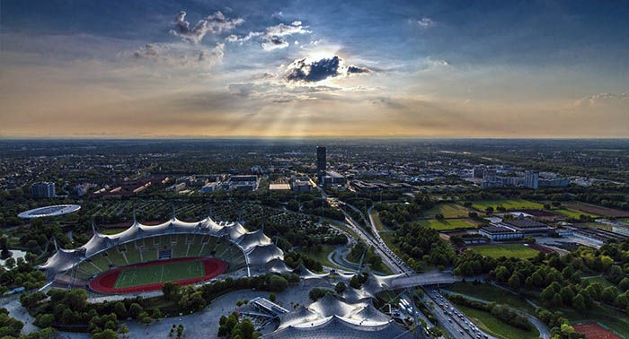 Audioguide of Munich - Olympiapark/Olympiaturm (audioguides, audiotour)