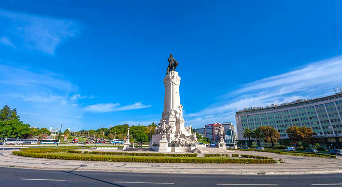 Audioguide of Lisbon - Marquis of Pombal Square