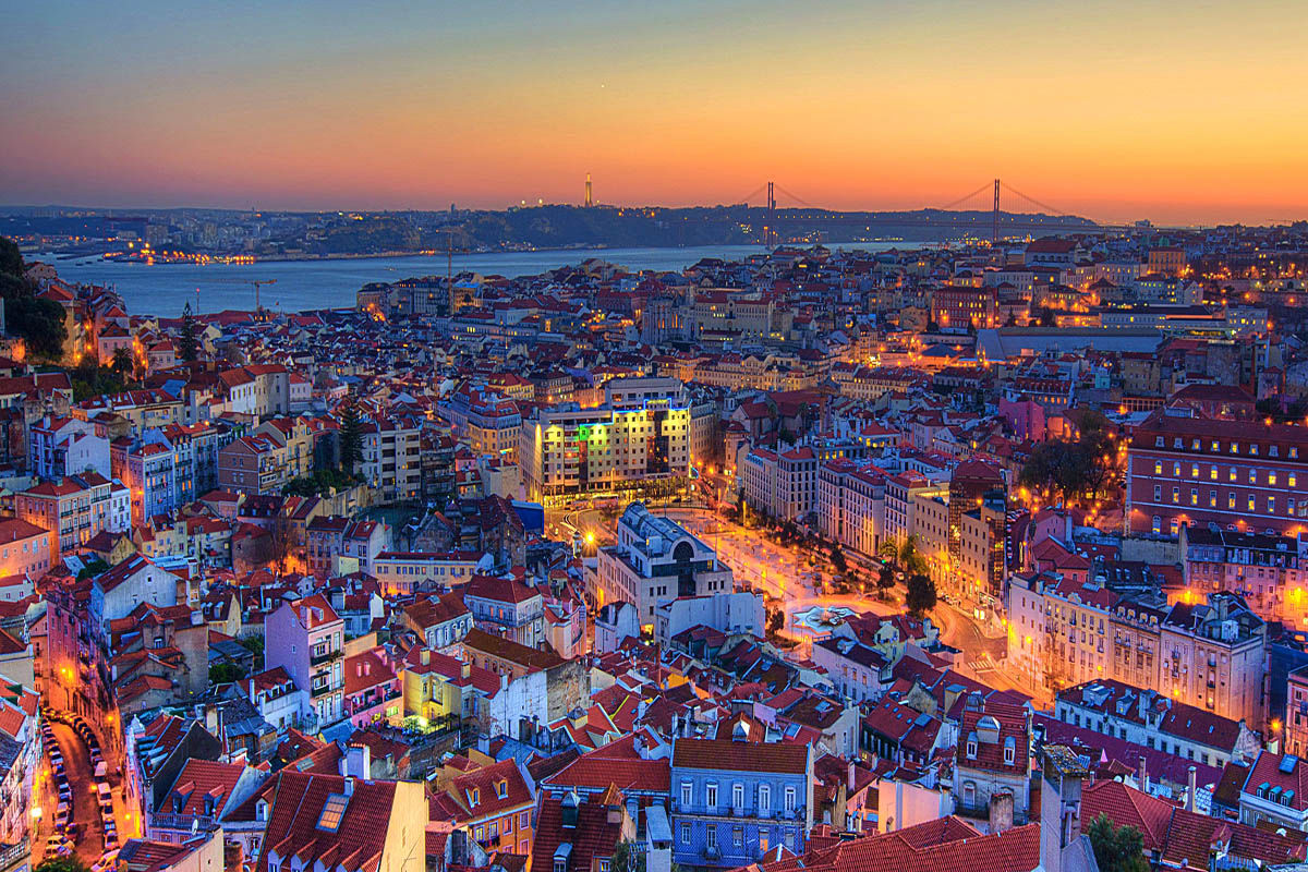 Audioguide of Lisbon