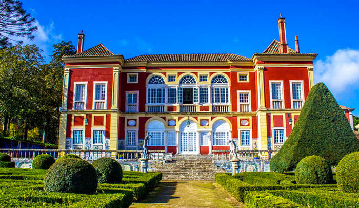 Audioguide of Lisbon - Marquis of Fronteira Palace