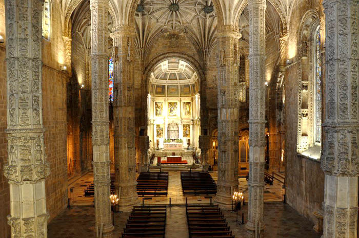 Audioguide of Lisbon - Jerónimos Monastery