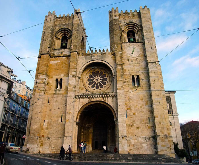 Audioguide of Lisbon - Lisbon Cathedral