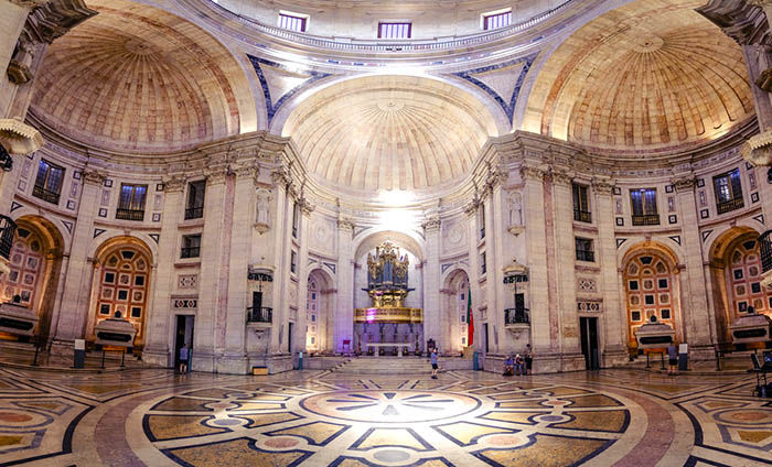 Audioguide of Lisbon - National Pantheon
